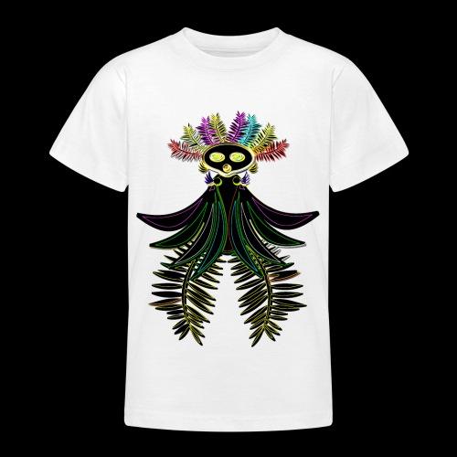 L'oiseau paradis néon - T-shirt Ado