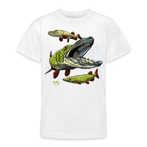 HAUKI Tekstiilit ja lahjat - Nuorten t-paita