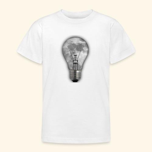 moon bulb - Camiseta adolescente
