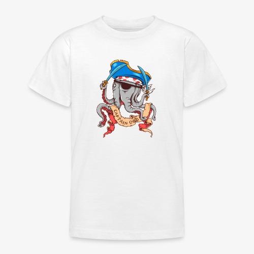 Hauptmann Octopus - Teenager T-Shirt