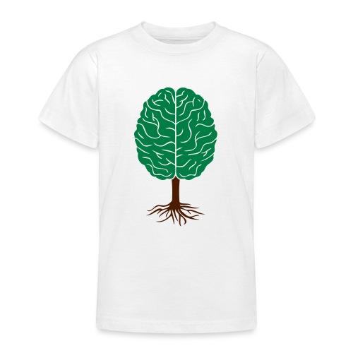 Brain tree - Teenager T-shirt