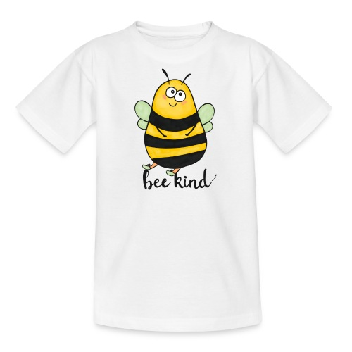 Bee kid - Teenage T-Shirt