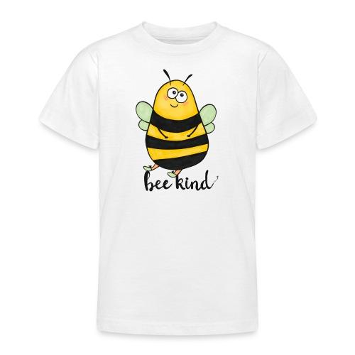 Bee Kind - Teenage T-Shirt