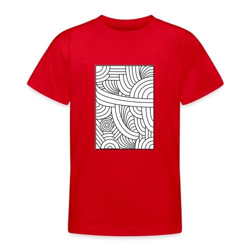Brut - T-shirt Ado