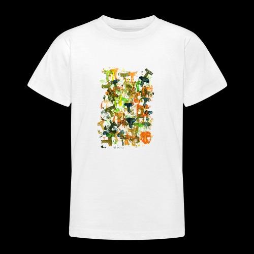 Autumn T BY TAiTO - Nuorten t-paita