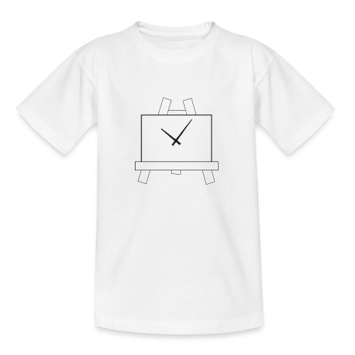 Time 4 Art - Teenager T-shirt