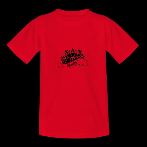 SamShaky - Nuorten t-paita