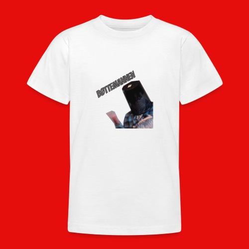 Bøttemannen - T-skjorte for tenåringer