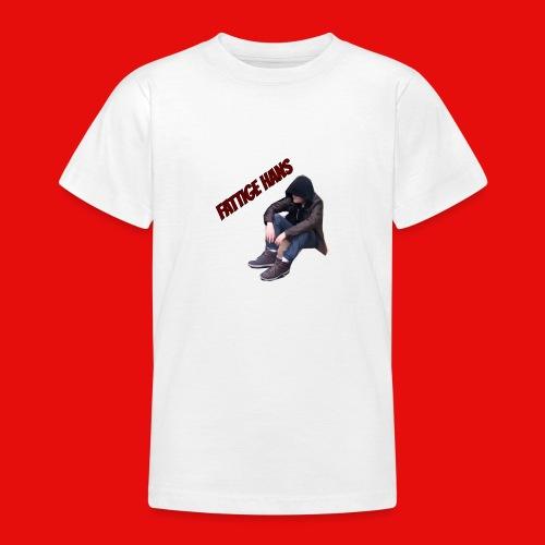 Fattige Hans - T-skjorte for tenåringer