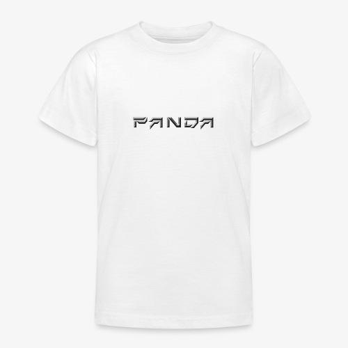PANDA 1ST APPAREL - Teenage T-Shirt
