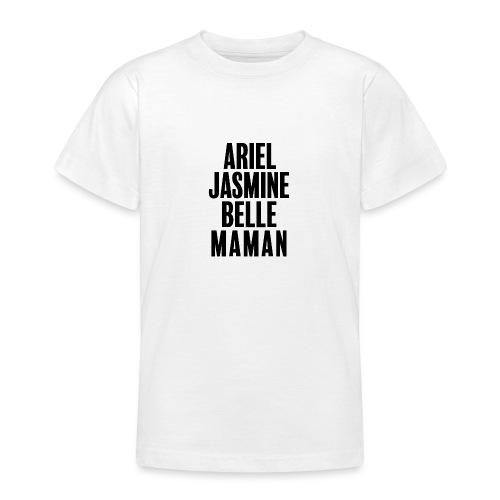 Maman, c'est ma princesse - T-shirt Ado