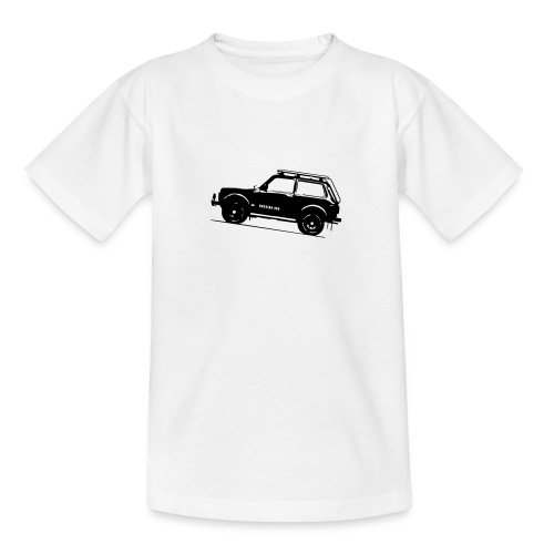 Lada Niva 2121 Russin 4x4 - Teenager T-Shirt