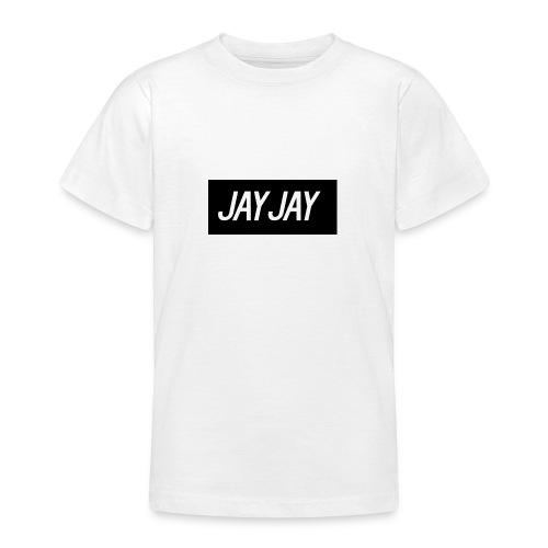 Plain JayJay Logo - Teenage T-Shirt