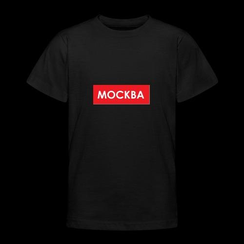 Moskau - Utoka - Teenager T-Shirt