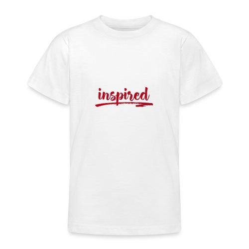 Inspired - Teenage T-Shirt