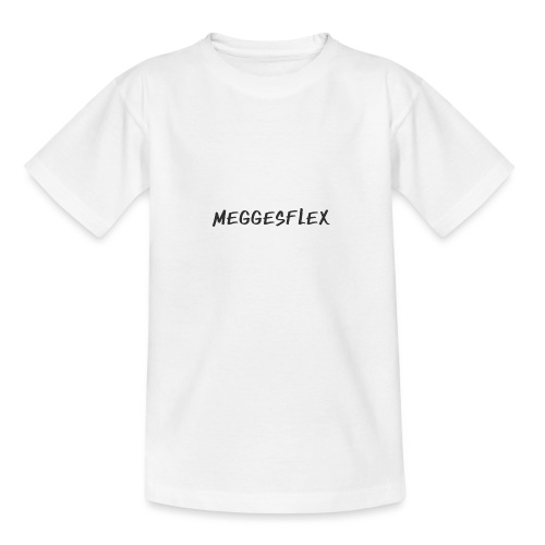 Full name, white - Teenager T-Shirt