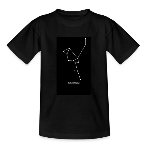 SAGITTARIUS EDIT - Teenage T-Shirt