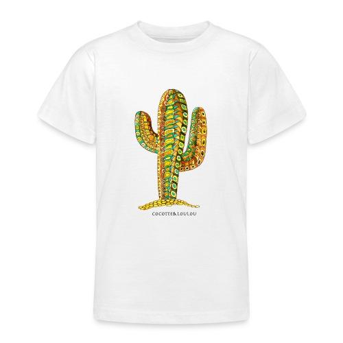 Le cactus - T-shirt Ado