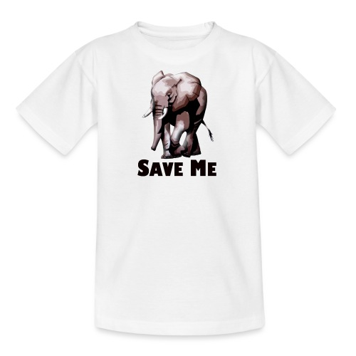 Elefant - SAVE ME - Teenager T-Shirt
