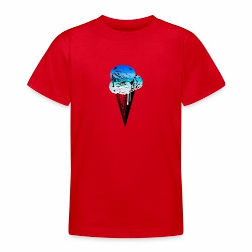 Ice Cream Paradise - Teenager T-Shirt