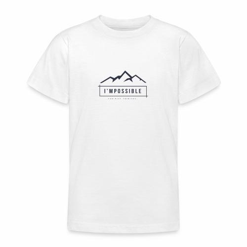 Impossible - Teenage T-Shirt