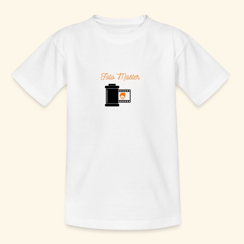 Foto Master - Teenager-T-shirt