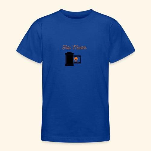 Foto Master - Teenager-T-shirt