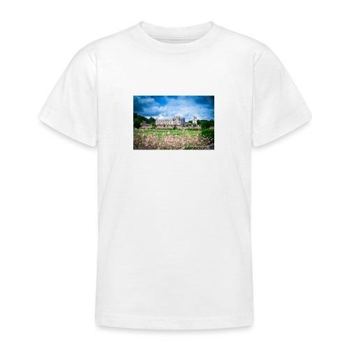 Barbara Mapelli - Castello di Chenonceau, Francia - Maglietta per ragazzi