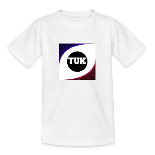 new stream and youtube logo - Teenage T-Shirt