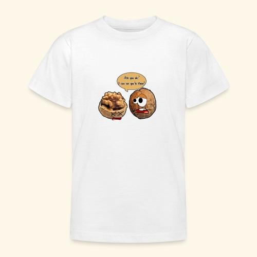 The nuts problem - Maglietta per ragazzi