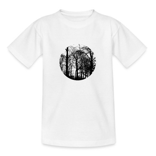 fagus sylvatica - Teenage T-Shirt