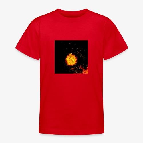 FIRE BEAST - Teenager T-shirt