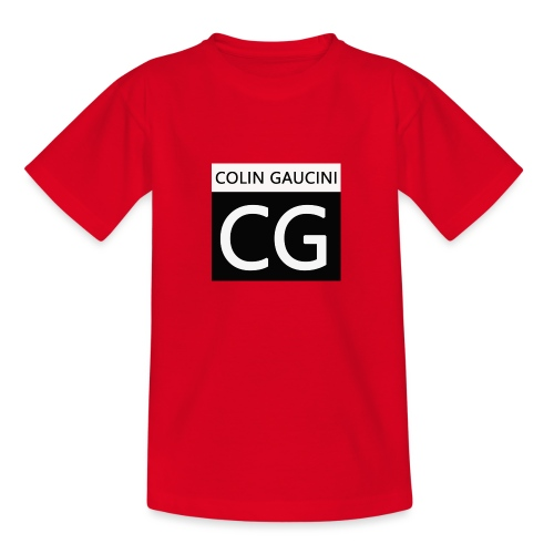 Colin Gaucini - Teenager T-Shirt