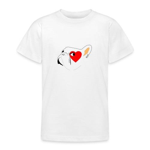 Bouli Blanc - T-shirt Ado