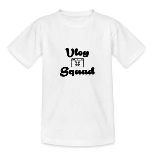Vlog Squad - Teenage T-Shirt