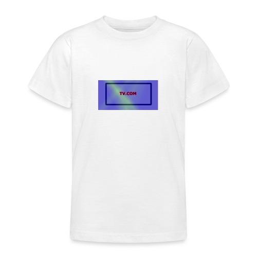 TV.COM - Nuorten t-paita