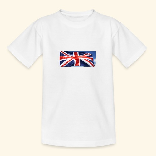 UK flag - Teenage T-Shirt