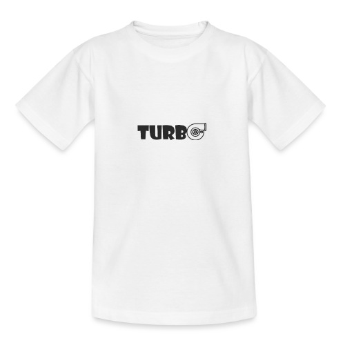 turbo - Teenage T-Shirt