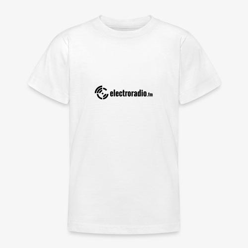 electroradio.fm - Teenager T-Shirt