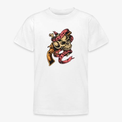 Death Or Alive - T-shirt Ado