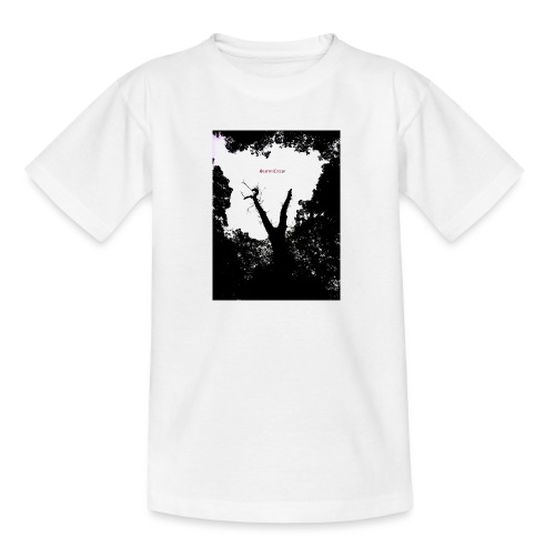 Scarry / Creepy - Teenage T-Shirt