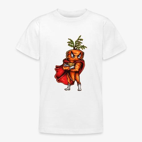 Super Carotte - T-shirt Ado