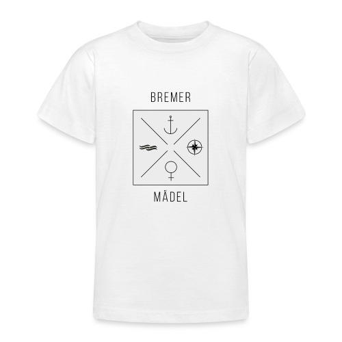 Bremer Maedel - Teenager T-Shirt