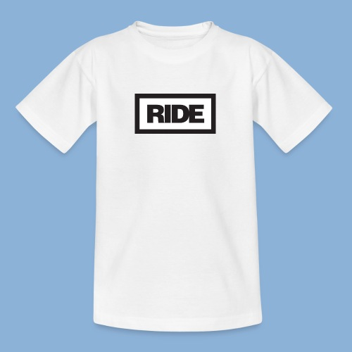 Ride Merchandise - Teenage T-Shirt