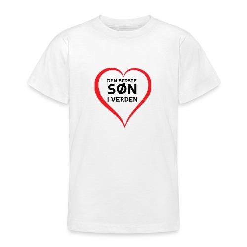 Bedste Søn - Teenager-T-shirt