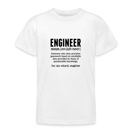 ENGINEER - Teenage T-Shirt