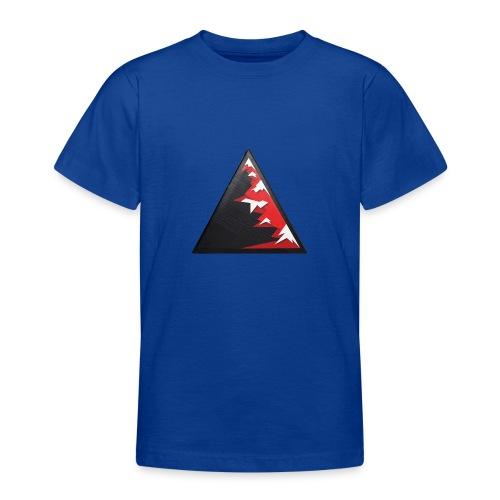 Climb high as a mountains to achieve high - Teenage T-Shirt