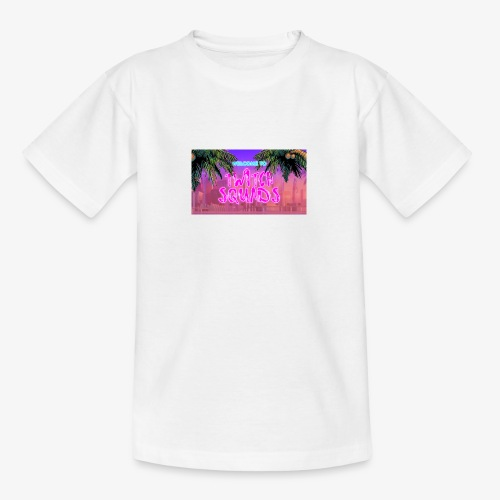 Welcome To Twitch Squads - Teenage T-Shirt