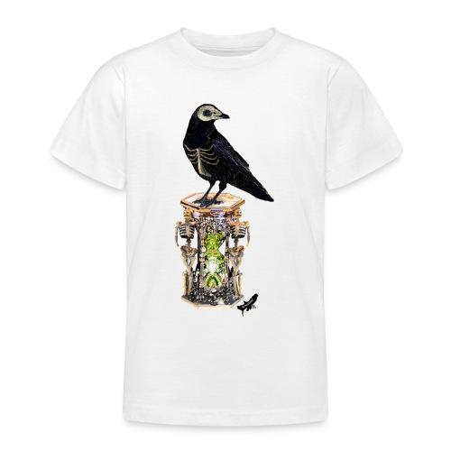 'Memento Mori' by BlackenedMoonArts - Teenager-T-shirt
