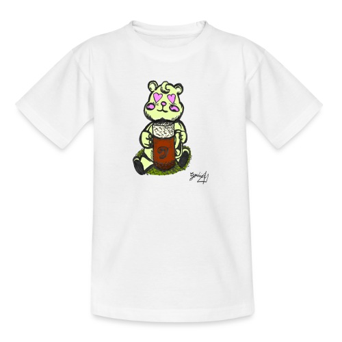 Ours Amoureux AngelerasCorp - T-shirt Ado